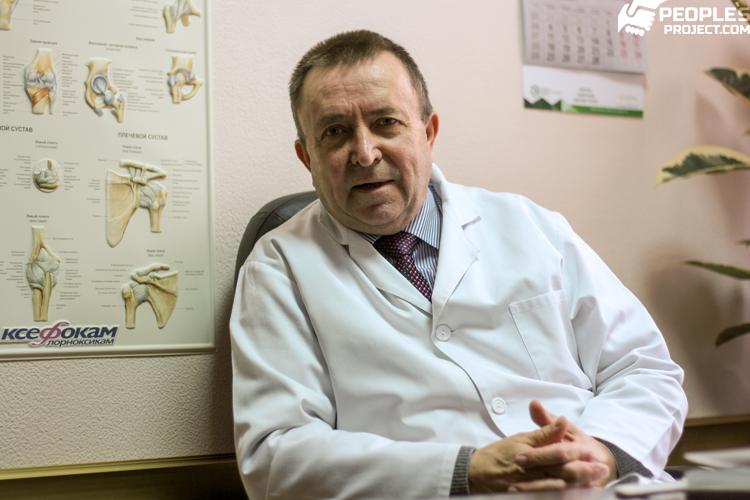 Відділення останньої надії: як Інститут травматології лікує майже безнадійні рани | People's project