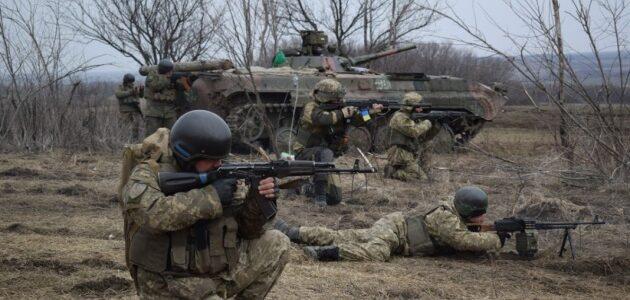 Бойовики зазнали втрат під час нападу на сили ООС