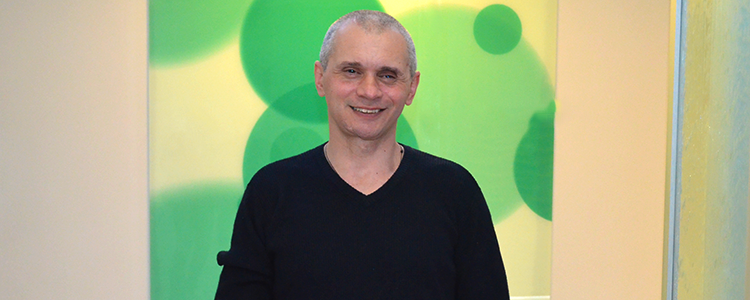 Volodymyr, 44. Treatment is in progress | People's project