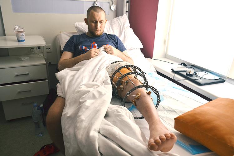 Лікуємо поранених бійців: погляньте, чого нам вдалося досягнути! | People's project
