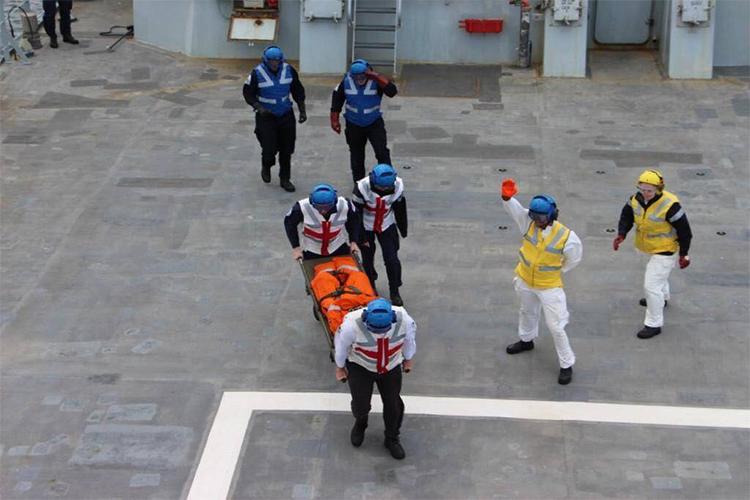 Переохолодження і смерть: мусимо допомогти морським рятувальникам | People's project
