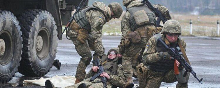 Загострення на Донбасі. Семеро військових поранено