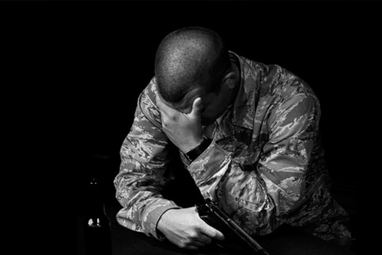 PTSD and suicides among the military. How to support rehabilitation for our veterans? | People's project