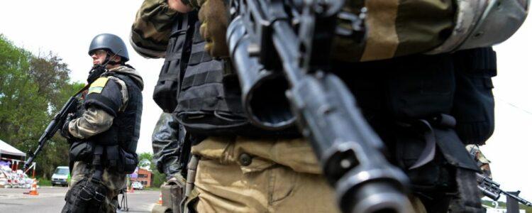 Українського військового поранили окупанти