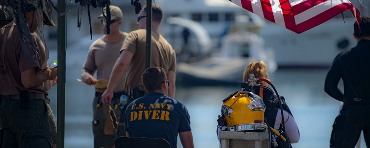Водолазна компонента Sea Breeze 2019: очима волонтерів