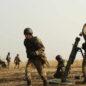 П'ятеро військових отримали поранення під обстрілами