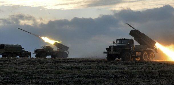 """ОБСЄ: Російські окупанти перекинули на лінію розмежування """"Гради"""""""