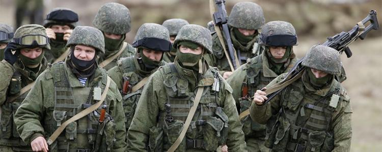 """Росіяни перекидають на Донбас спецпідрозділи та """"козаків"""""""