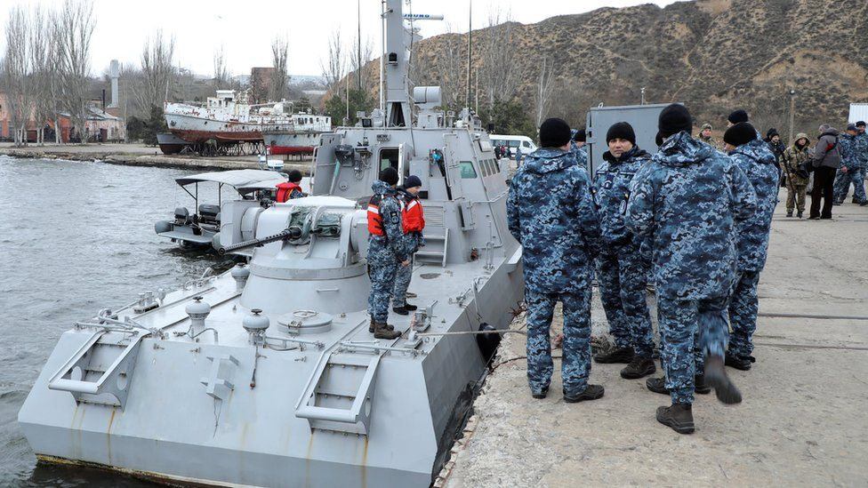 A quite expected robbery: some details about our returned Navy vessels | People's project