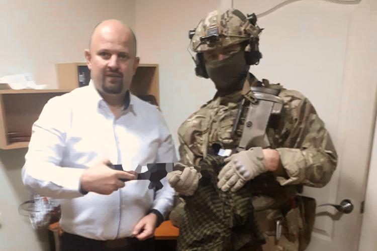І знову російські снайпери. Передали на фронт спорядження для протидії | People's project