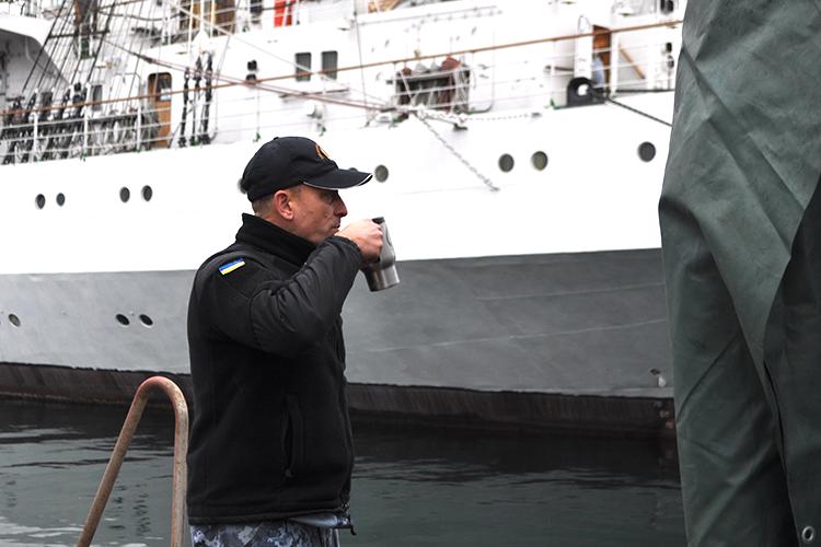 Міць та неміч українського флоту: інтерв'ю з волонтерами «Школи військових водолазів» | People's project