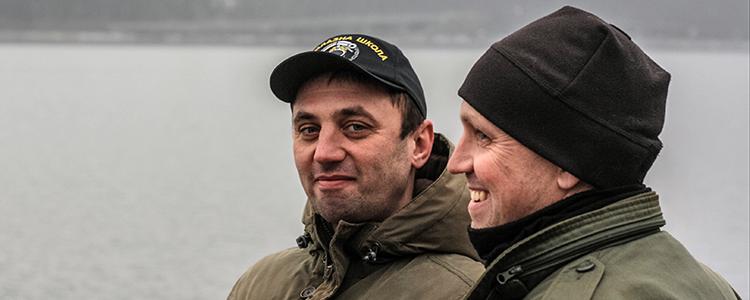 Міць та неміч українського флоту: інтерв'ю з волонтерами «Школи військових водолазів»