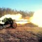 Артилеристи шлють привіт: свіжі фото просто з фронту