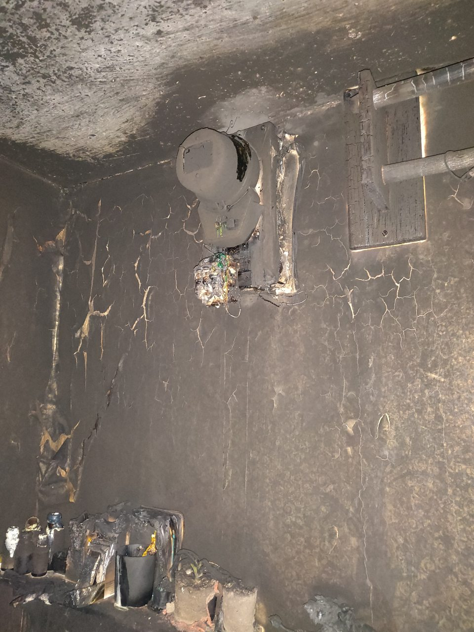 A seven-months-old boy has suffered in a fire. Help is needed | People's project