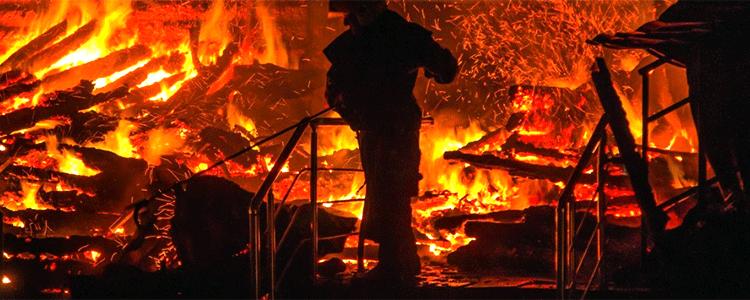 У пожежі постраждав семимісячний хлопчик. Потрібна допомога