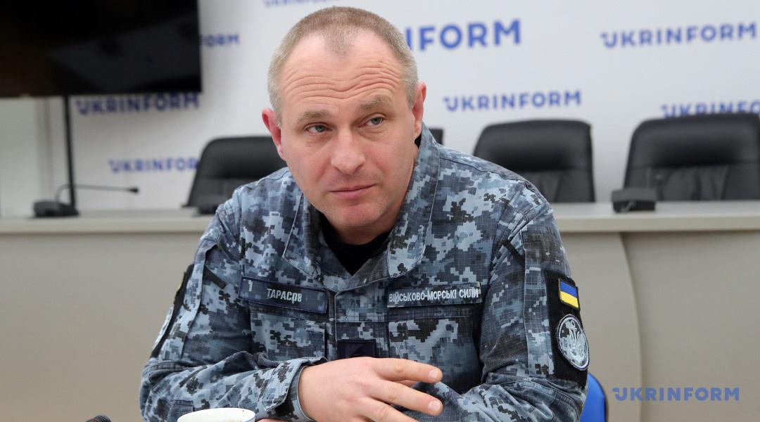 «Я не втратив свою честь»: інтерв'ю з віце-адміралом ВМС ЗСУ Андрієм Тарасовим | People's project