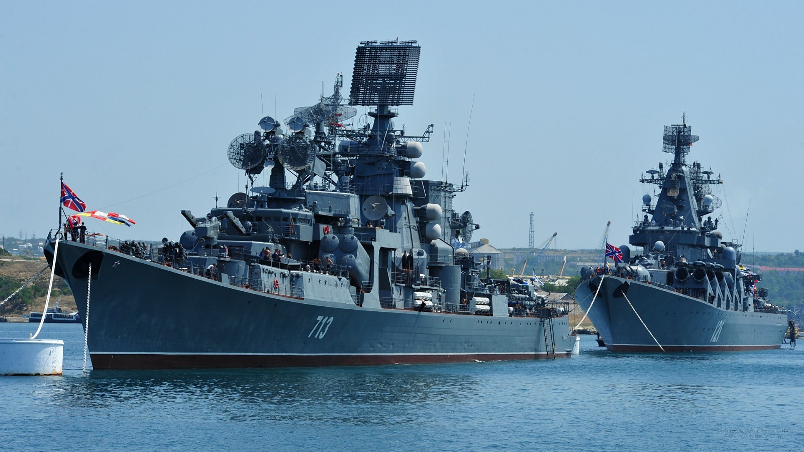Admiral Ihor Voronchenko: Russia forces Ukraine to give up at sea | People's project