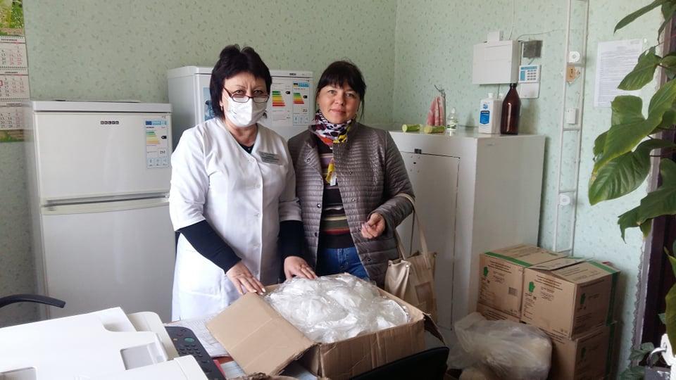Показуємо, що передали лікарям. Допомога все ще потрібна! | People's project
