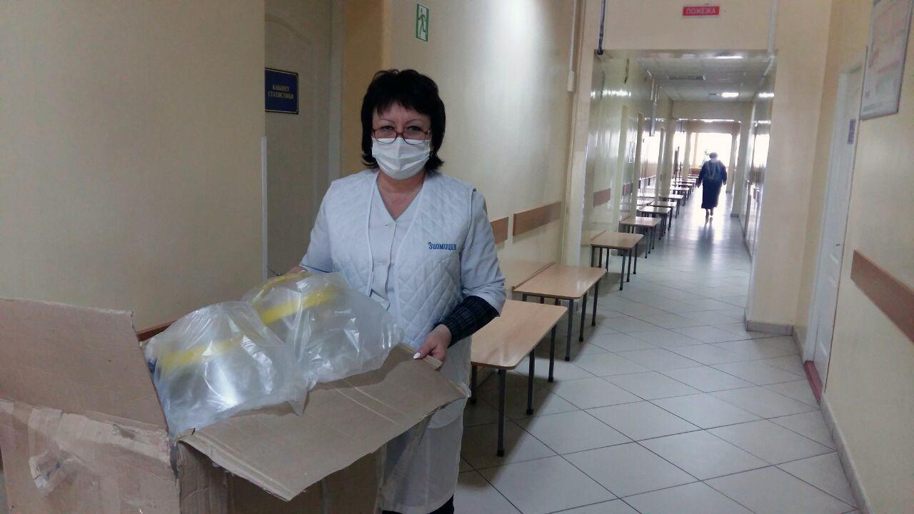 Захищаємо лікарів: звіт на 16 квітня | People's project