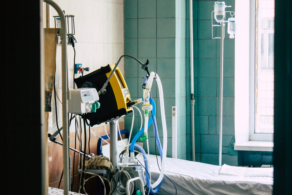 Saving doctors: our report on the first stage of the Second Front project   People's project