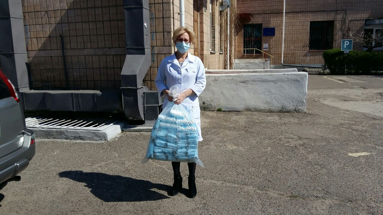 Saving doctors. Daily report from April 7th   People's project