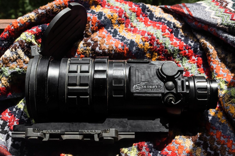Легенда війни: показуємо один з найкращих приладів бойових снайперів | People's project