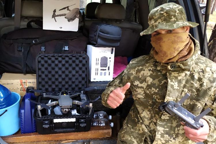 Передали спорядження розвідникам та снайперам, проте допомога і досі потрібна | People's project