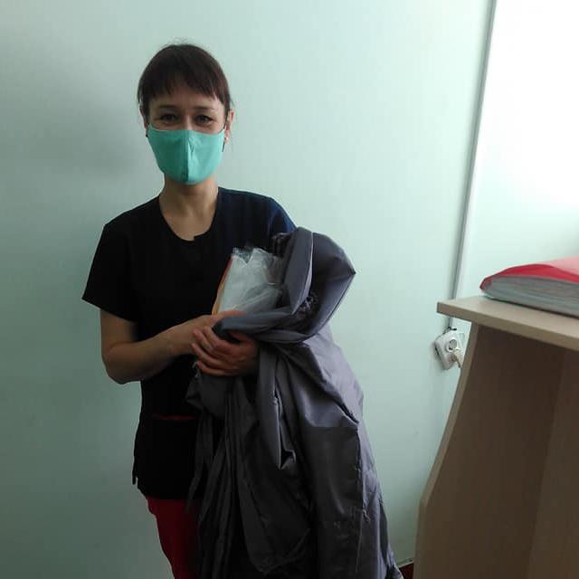 Рятуємо лікарів: закрили основні потреби медиків | People's project
