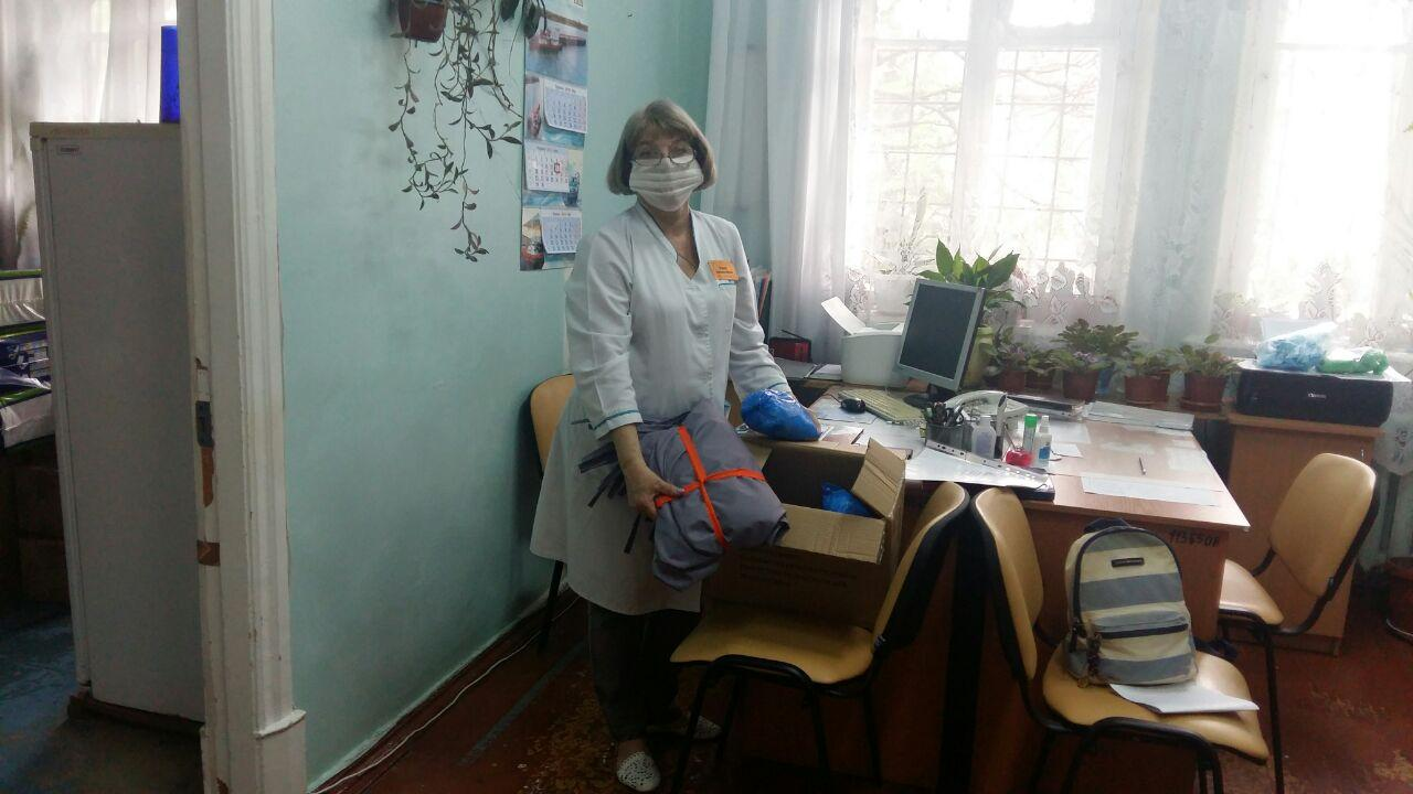 Saving doctors: help is still needed!   People's project