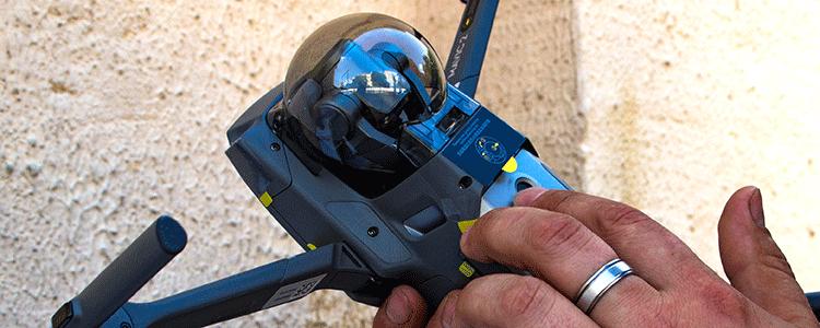 Очі для розвідки: передали бойовим спецпризначенцям квадрокоптер