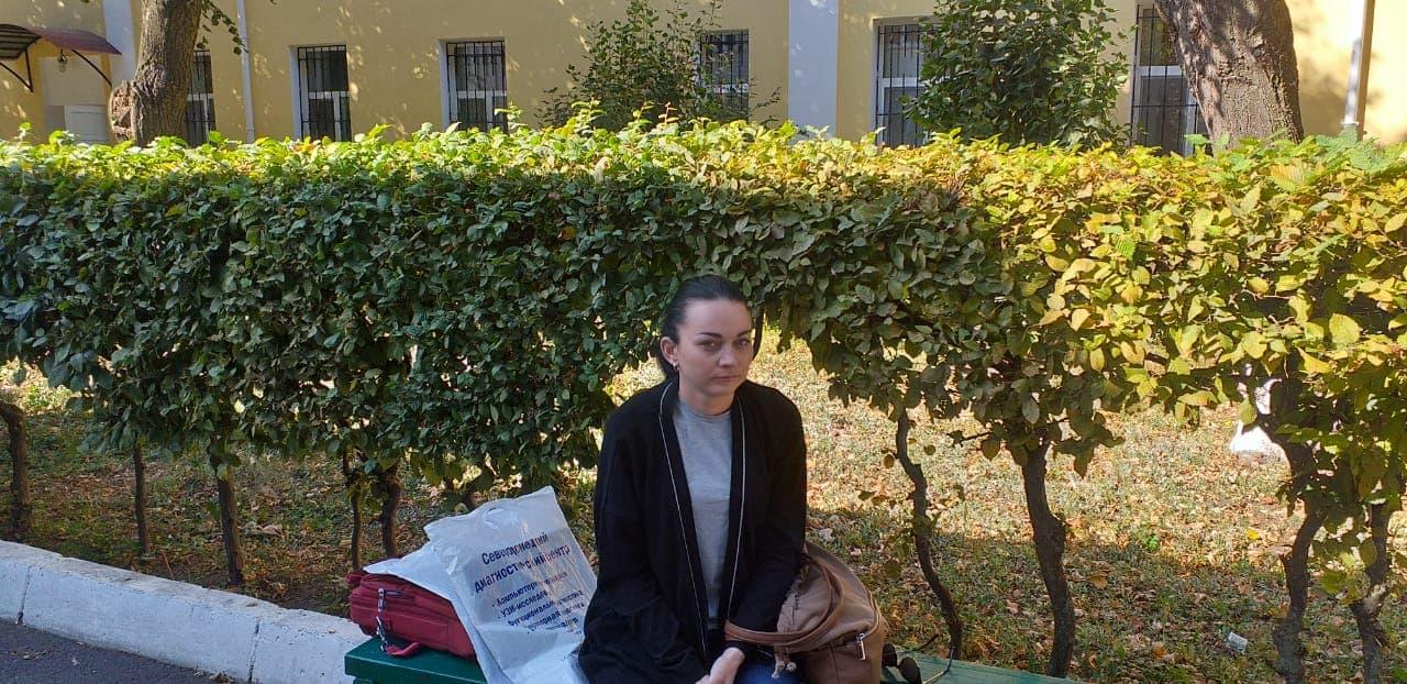 Рятуємо військову медсестру Катерину: звітуємо про перебіг справ   People's project