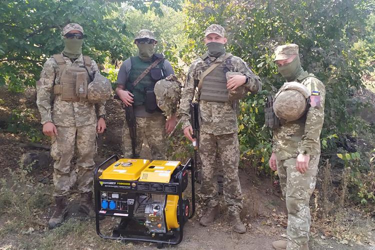 Допомагаємо Армії: закрили ще ряд гострих потреб наших бійців | People's project