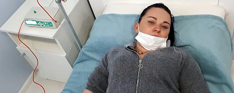 """""""Врятувати Катерину"""": проект завершено, дівчина отримала ліки"""