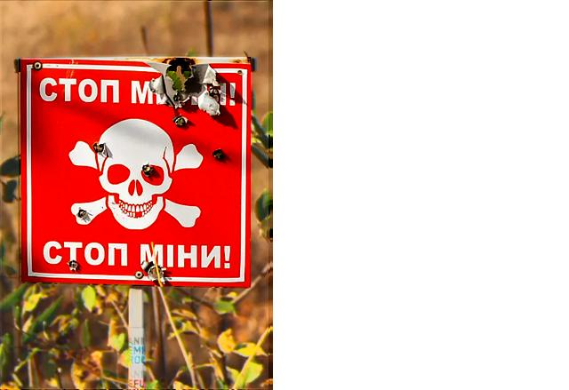 Let's Clean Donbas Together!