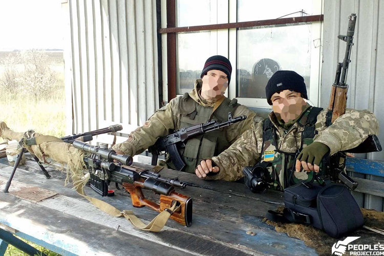 Ukrainian snipers urgently need help | People's project