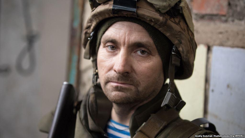 Оборонець Авдіївської «промки». В'ячеслав, 40 років